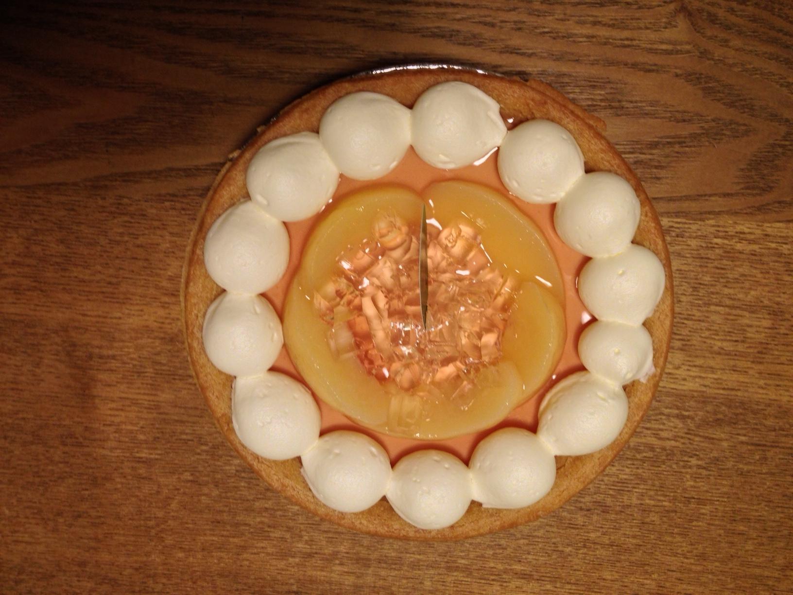 ユーハイムのチーズケーキ