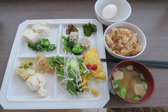 健康朝食1