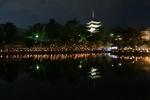 興福寺ライトアップ4