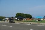 潮岬の芝キャンプ場1