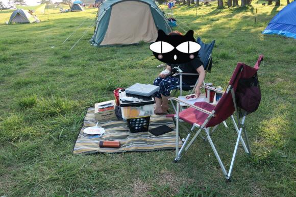 潮岬の芝キャンプ場8