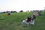 潮岬の芝キャンプ場7