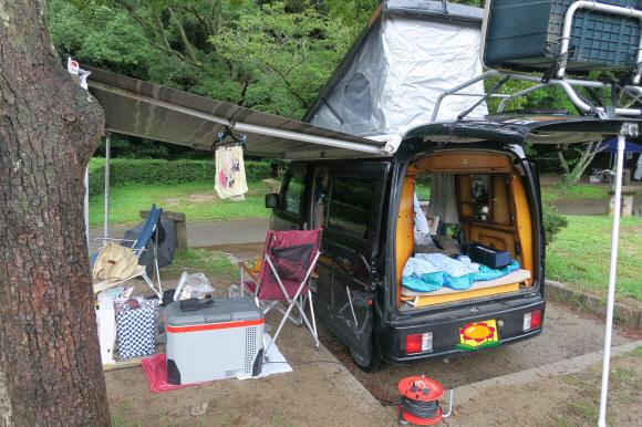 紀州加太オートキャンプ場2