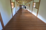 和歌山城御橋廊下2