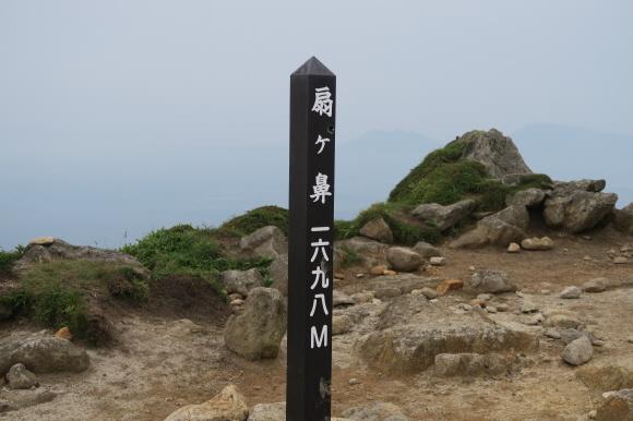 赤川ルート登山6