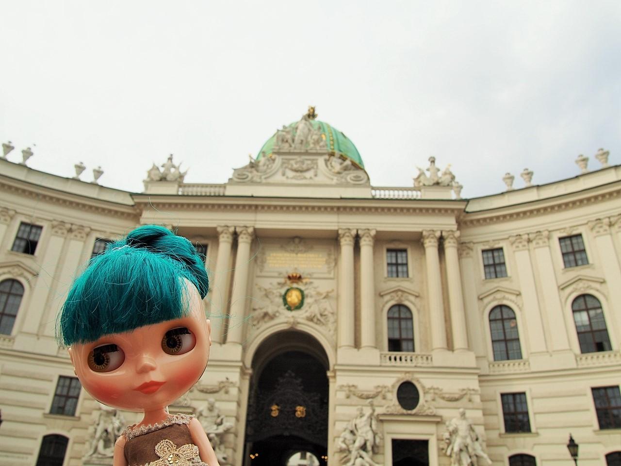 ホーフブルク 旧王宮 ウィーン