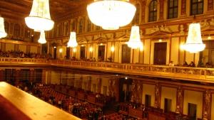 オペラ座の全景