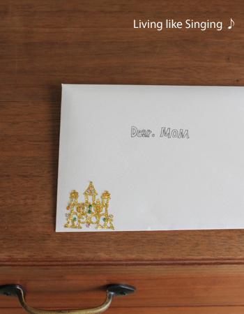 誕生日のカード