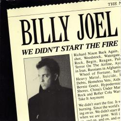 Billy Joel - We Didnt Start The Fire1
