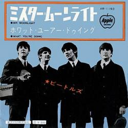 Beatles - Mr Moonlight1