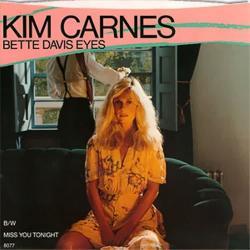 Kim Carnes - Bette Davis Eyes1