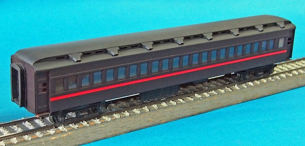 スハ32(マツモト模型)RZ