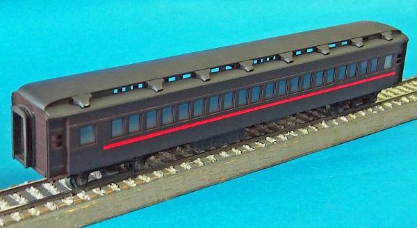 スハフ32(マツモト模型)RZ