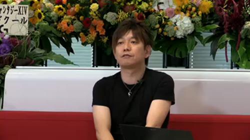 吉田直樹氏