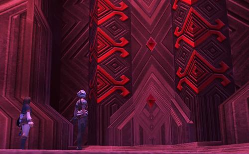 この扉の奥にハデスが……