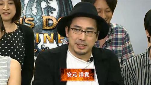 安元さんはやりこみプレイヤーっぽかったです