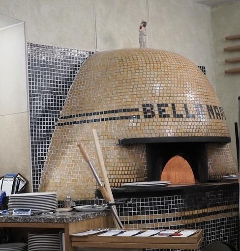 ベッラナポリ森下イタリア直輸入の釜