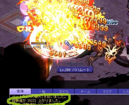 通常経験地12火
