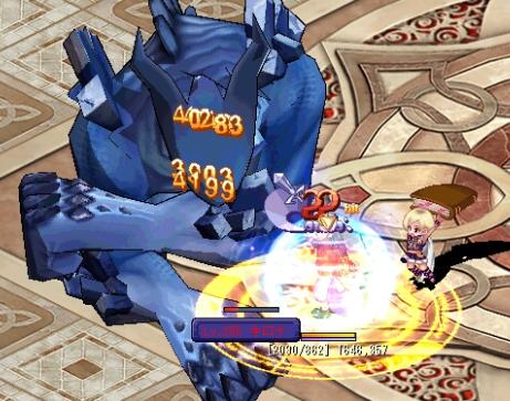 殴り神殿2