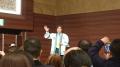酒メッセ2015 阿部県知事