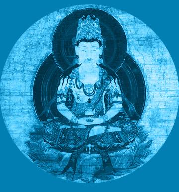 籠女の瞑想