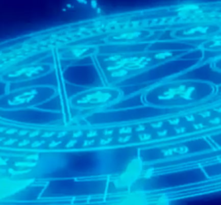 魔法陣の世界