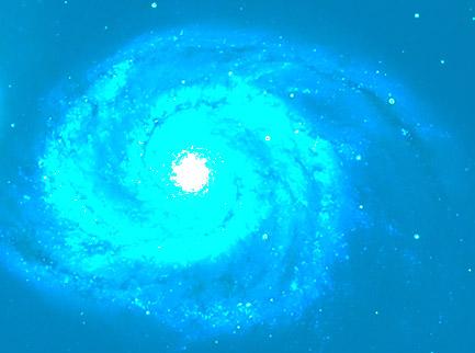 渦巻銀河m51