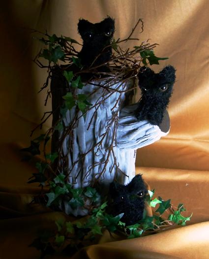 ハロウィンの木 s