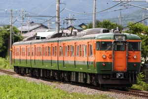 あ・・・湘南電車だ!