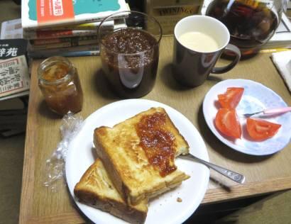 2015_08 25_ジャムのある朝食・2