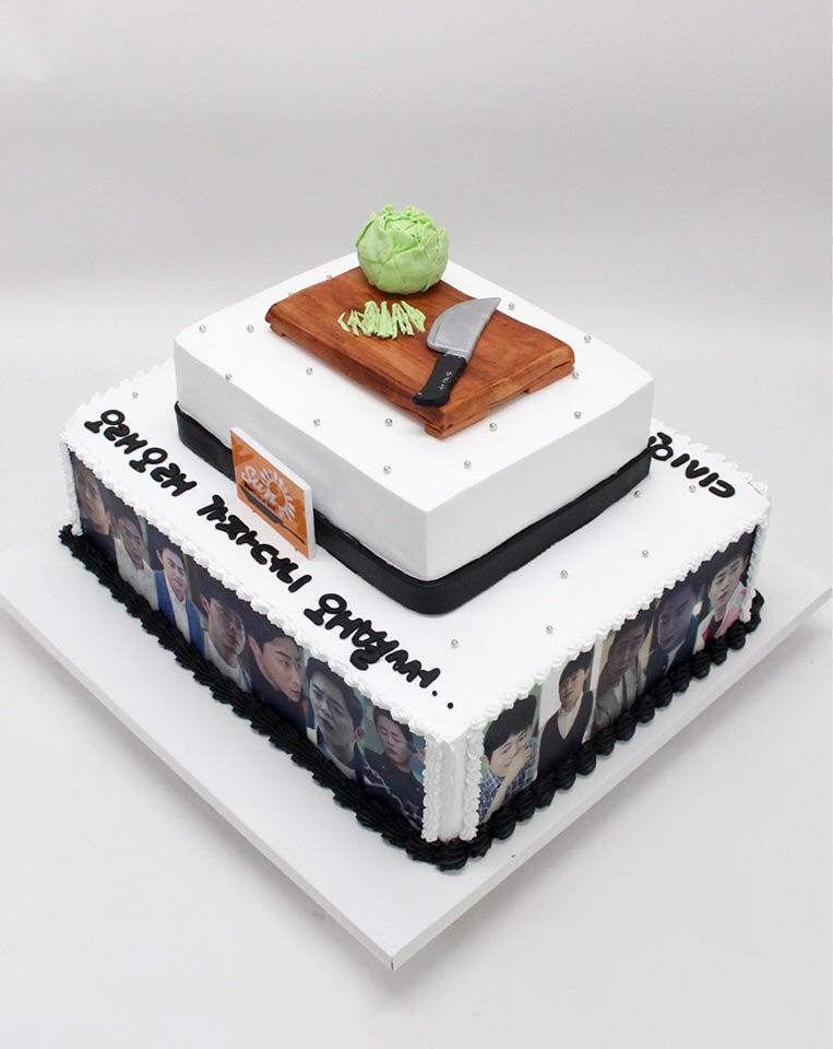 幽霊ケーキ3