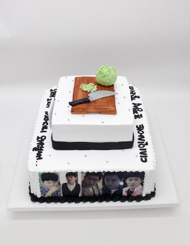 幽霊ケーキ4