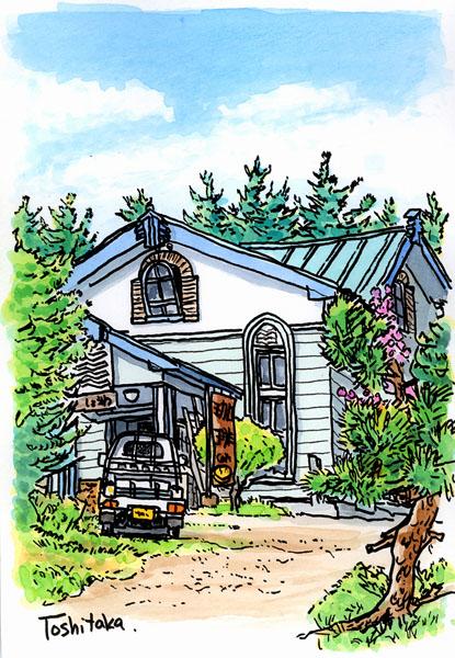 浪岡道の駅カフェ