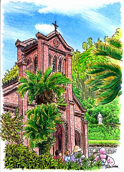 長崎 堂崎教会