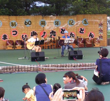 三四六ミニライブ(27.8.1)