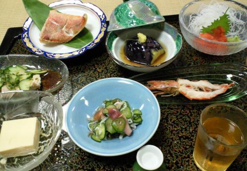 有竹お料理(27.8.10)