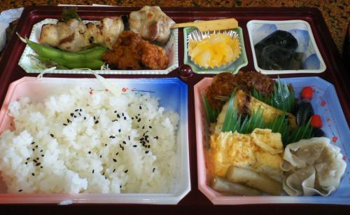 お弁当(27.8.23)