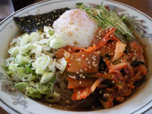 関英ドライブイン冷麺(27.9.18)