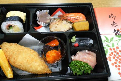 祝う会お料理(27.9.6)