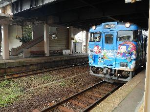 砺波駅 (2)