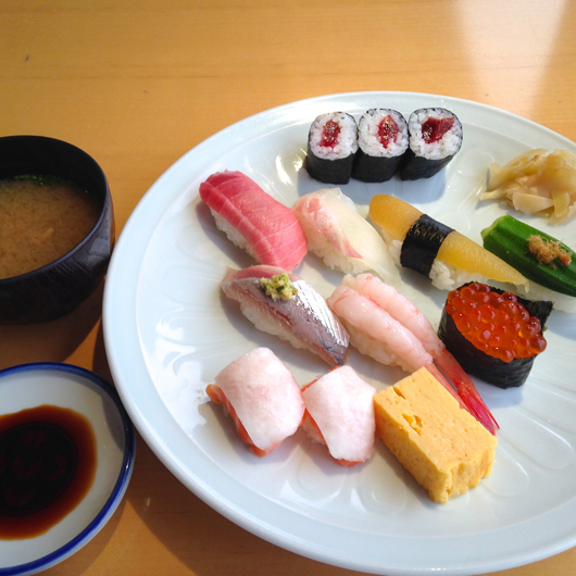 小田急握り寿司