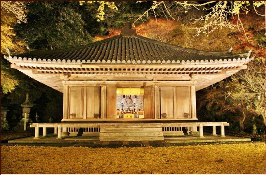 8-9-4 富貴寺大堂201509