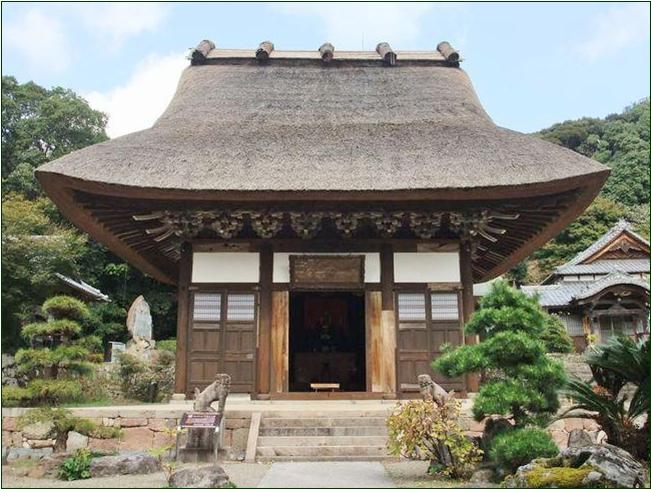 8-9-4 泉福寺仏堂201509