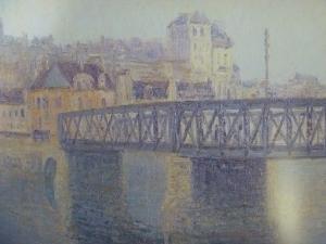 フランス近代風景画展図録より