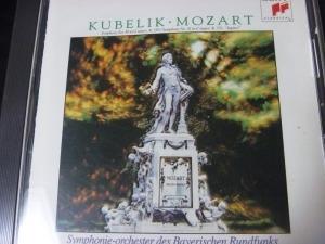 モーツァルト交響曲 クーべリック指揮 40番、41番