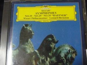 モーツァルト交響曲 ウイーンフィル