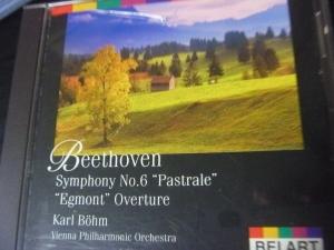 ベートーヴェンシンフォ二ー6番カール・ベーム