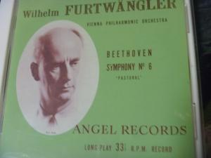 ベートーヴェンシンフォ二ー6番~フルトヴェングラー