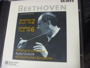 ベートーヴェンシンフォニー6番~クーベリック