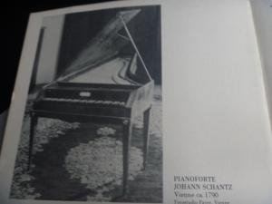 1790年 ピアノフォルテ